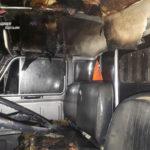 Autocarro incendiato a Locri, denunciato 32enne rumeno