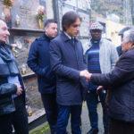 Comune Reggio: consegnati lavori area cimiteriale Trunca