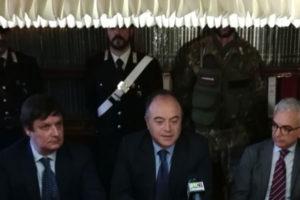 Droga: operazione Catanzaro scaturita da indagini su omicidio