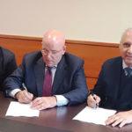 Sanità: firmata convenzione ampliamento Nuovo Ospedale Morelli