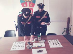 Droga: carabinieri arrestano due giovani di Corigliano Calabro