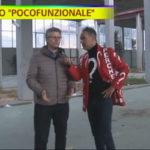"""Striscia la notizia al """"Foro Boario"""" di Decollatura"""