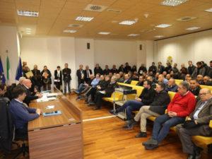 Regione: nuova riunione su interventi per difesa del suolo