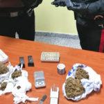 Sicurezza: controlli carabinieri rende, un arresto per droga