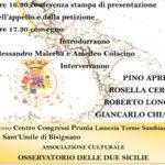Elezioni: venerdì l'appello dell'Osservatorio delle Due Sicilie