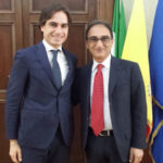 """Calcio: Falcomata' invita Abramo, """"Derby festa dello sport"""""""