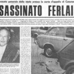 Lamezia: al Civico Trame la storia dell'omicidiodel giudice Ferlaino