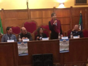 Girifalco: Ferraina(Fi), ha ospitato i candidati a Camera e Senato