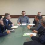 Frana Oriolo: vertice in regione tra sindaci e assessore Musmanno