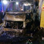 Criminalita': serie di incendi dolosi nella notte a Lamezia