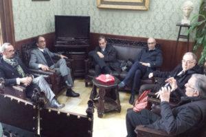 Catanzaro: Sindaco incontra governatore Rotary distretto 2100