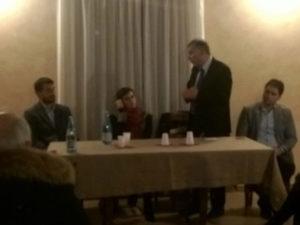 Elezioni: incontro politico a Motta Santa Lucia candidati Fi