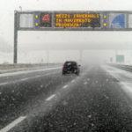 Maltempo: codice rosso per mezzi pesanti su autostrade centro-sud