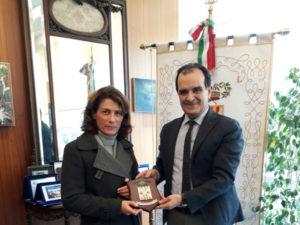 Provincia Catanzaro: Bruno ha ricevuto il nuovo prefetto
