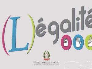 Legalita': finale del progetto all'ITA V. Emanuele II sede Gizzeria