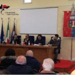 Ricadi e Zaccanopoli, Carabinieri presentano inserto contro truffe