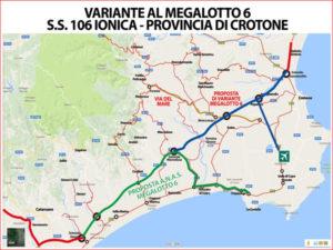 SS 106: associazione Basta vittime, ok svincolo aeroporto Crotone
