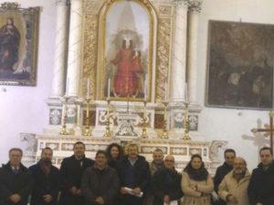Catanzaro: restauro altare e Madonna di Costantinopoli