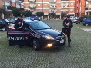 Blitz Carabinieri in case Aterp a Rossano, un arresto