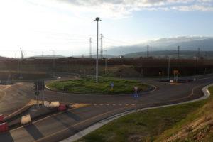 Anas: aperta la rotatoria della nuova ss 534 nel Cosentino