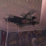 Catanzaro:crolla parte del solaio,chiusa aula consiglio comunale