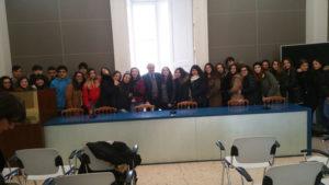 Provincia Cosenza: Studenti-giornalisti intervistano il Presidente