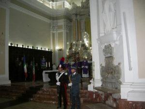 Vibo V: in Duomo celebrato precetto pasquale interforze