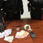 Droga: studente 21enne arrestato a Rende dai Carabinieri