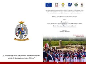 Musei: Concerto Banda Città Metropolitana a Locri