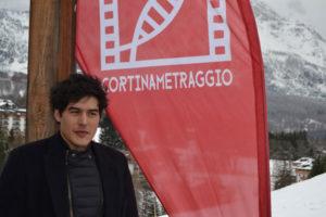 L'attore reggino  Caccamo ospite d'onore a Cortinametraggio