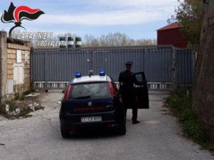 Filandari: Carabinieri sventano furto ad un cantiere