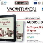 """Lamezia Vacantiandu presenta l'audiolibro """"La tregua di Natale di Ypres"""""""