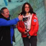 Sci alpino: Maria Giovanna Quattrone campionessa nazionale Uisp