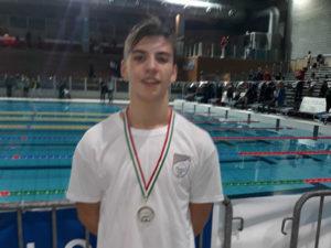 Lamezia: Matteo Torchia Vice Campione Nazionale 400 stile libero