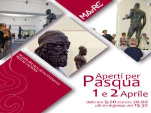 Musei, Pasqua a Pasquetta al Marrc di Reggio