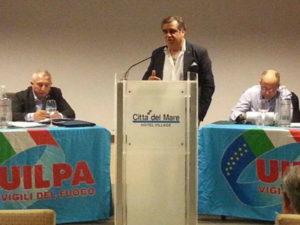 Uilpa Vvf Calabria: Nino Provazza riconfermato segretario regionale