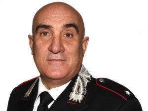 Reggio:luogotenente Diamante lascia comando stazione Cc Cannavò