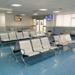 Sanita': rinnovata sala d'attesa ospedale Lamezia Terme