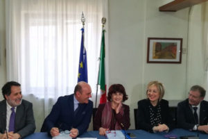 Syndial: firmata intesa legalita' per bonifica sito Crotone