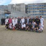 """Calcio: giocare """"in casa"""" al carcere Ugo Caridi di Catanzaro"""