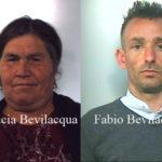 Blitz carabinieri nel rione Ciambra a Gioia Tauro, due arresti