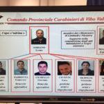 'Ndrangheta: blitz nel Vibonese, in manette vertici clan Soriano