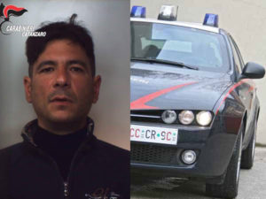 Droga: dosi in auto e a casa, un arresto dei carabinieri a Maida