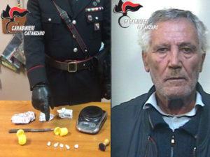Droga: ex sindaco arrestato per spaccio di cocaina nel Catanzarese