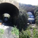 Lamezia: Polizia locale recupera nel campo rom 2 auto rubate