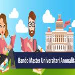 Regione: bando master universitari, approvate graduatorie provvisorie