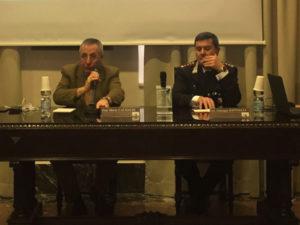 Reggio: Comandante Battaglia spiega intelligence studenti liceo classico