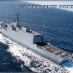 """Marina Militare: nave """"Comandante Borsini"""" nel porto di Crotone"""