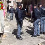 Reggio: controlli Focus Polizia Rione Marconi ed il Quartiere Ciccarello