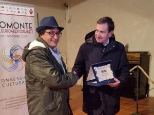 Teatro: a Garofalo il premio Euromediterraneo di Altomonte